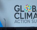 Thúc đẩy hành động ứng phó với biến đổi khí hậu toàn cầu