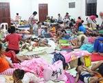 Philippines: Siêu bão Mangkhut đổ bộ đảo Luzon, ít nhất 7 người thương vong - ảnh 1