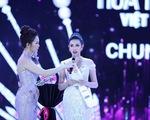 Nguyễn Thúc Thùy Tiên đạt danh hiệu 'Người đẹp nhân ái' HHVN 2018