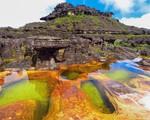 Chiêm ngưỡng những cảnh đẹp siêu thực như ở ngoài hành tinh