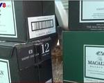 Bắt vụ vận chuyển gần 500 chai rượu lậu tại Quảng Trị