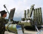 Nga điều tên lửa S-300 tới Syria