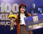 Âu Bảo Ngân đánh bại cặp học trò cưng của Khánh Thi - Phan Hiển ở '100 giây rực rỡ'