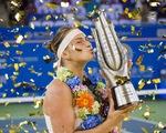 Aryna Sabalenka vô địch giải quần vợt Vũ Hán mở rộng 2018