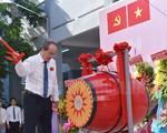 Bí thư Thành ủy TP.HCM dự lễ khai giảng năm học mới
