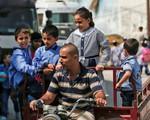 Nỗ lực giúp trẻ em Palestine tị nạn bước vào năm học mới