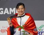Ánh Viên được kỳ vọng sẽ tỏa sáng tại ASIAD 2018