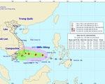Áp thấp nhiệt đới mạnh lên thành bão Bolaven - Cơn bão số 1 năm 2018
