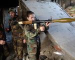 Giao tranh ác liệt ở Đông Ghouta, Syria