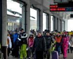 Trung Quốc: Gần 3 tỷ lượt hành khách đi lại vào dịp Tết Nguyên đán 2018