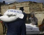 Mỹ cắt 45 triệu USD viện trợ lương thực cho Palestine