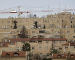 Israel phê duyệt kế hoạch xây hàng trăm nhà định cư mới tại khu Bờ Tây