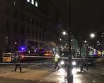 Rò rỉ khí gas, London sơ tán gần 1.500 người và đóng cửa ga tàu hỏa