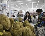 'Cơn sốt' trái cây ASEAN tại Trung Quốc