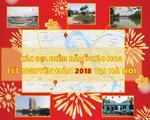 Hà Nội sẽ bắn pháo hoa tại 30 điểm dịp Tết Nguyên đán 2018 - ảnh 1