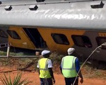 Nam Phi: Tai nạn tàu hỏa khiến 200 người bị thương