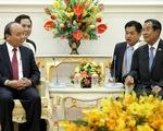 Thúc đẩy quan hệ hợp tác Việt Nam - Campuchia đạt hiệu quả cao
