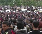 Đụng độ tại Tunisia, hàng chục người bị thương