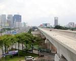 TP.HCM: Hơn 2km đường ray đầu tiên của tuyến Metro số 1 đã hoàn thành - ảnh 1
