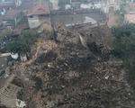 VIDEO: Nổ lớn tại Bắc Ninh nhìn từ trên cao