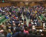 Hạ viện Anh gây áp lực về thỏa thuận Brexit