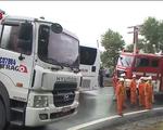 Đảm bảo công tác CNCH – PCCC tại đèo hầm đường bộ Hải Vân