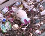 Ẩn họa rác 'bay' tại chung cư cao tầng