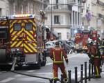 Đẩy mạnh công tác cứu hộ vụ nổ do rò rỉ khí gas ở Paris, Pháp