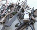 Lâm Đồng tiêu hủy 42 khẩu súng tự chế
