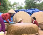Đón ngày mới tại làng nghề thúng chai Phú Mỹ, Phú Yên