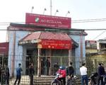 Truy bắt đối tượng cướp ngân hàng Agribank Thái Bình