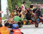 Lũ lụt tại Indonesia, 8 người thiệt mạng
