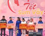 Hàng nghìn lao động tham gia chương trình Tết sum vầy 2019 tại Hà Nội