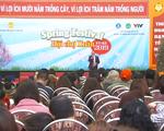 Hội chợ Xuân 'Tết xanh' cho học sinh