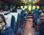 Những chuyến xe nghĩa tình đưa người lao động tha hương về quê đón Tết
