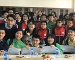 Đoàn đại biểu thanh thiếu niên tiêu biểu Đài Loan giao lưu tại Việt Nam