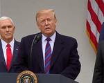 Tổng thống Trump cảnh báo Chính phủ Mỹ sẽ đóng cửa lâu dài