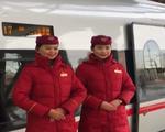 Trung Quốc chính thức đưa vào hoạt động đoàn tàu cao tốc dài nhất