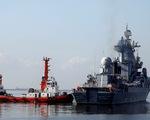 Tàu chiến Nga thăm Philippines