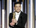 Nhận Quả cầu vàng, sao phim Bohemian Rhapsody 'quên' cảm ơn đạo diễn phim