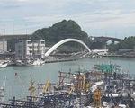 Sập cầu tại Đài Loan (Trung Quốc), nhiều người bị thương