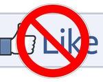 Xuất hiện hình ảnh đầu tiên về Facebook 'không Like'