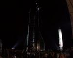 SpaceX ra mắt phi thuyền thám hiểm sao Hỏa