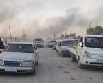 Thổ Nhĩ Kỳ tấn công Syria, 60 người thương vong