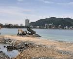 Họp báo thông tin về dự án lấp biển làm thủy cung tại tỉnh Bà Rịa - Vũng Tàu