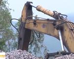 Người dân Bắc Giang sống bất an vì mỏ đá nổ mìn gây lún nứt nhà