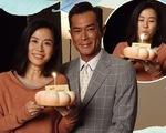 Cổ Thiên Lạc tặng bánh sinh nhật muộn 2 tháng cho Tuyên Huyên