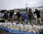 Nhật Bản ứng phó siêu bão Hagibis tại Tokyo, Nhật Bản