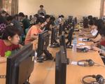 Từ năm 2021, thí điểm từng bước thi trên máy tính trong kỳ thi THPT Quốc gia