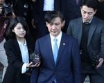Bộ trưởng Bộ Tư pháp Hàn Quốc từ chức do bị điều tra tham nhũng